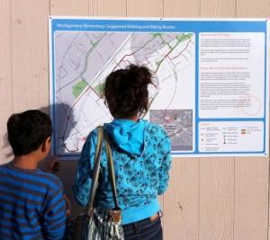 2015-04-10 Safe Routes to School - Davis Enterprise Article