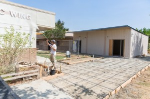 MME Campus Work - Summer 2016