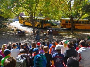 6th Grade Outdoor Education