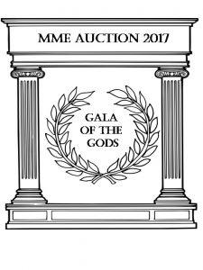 Gala of the Gods - Column Arch