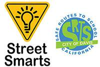 Street Smarts - Safe Routes to School Logos