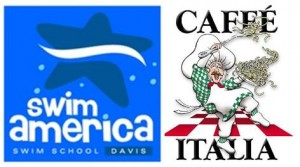 Swim America & Caffe Italia